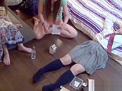 Japanese Teen Piss