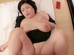 Ofku-096 The Mother Of A Bride Who Came To Tokyo From N