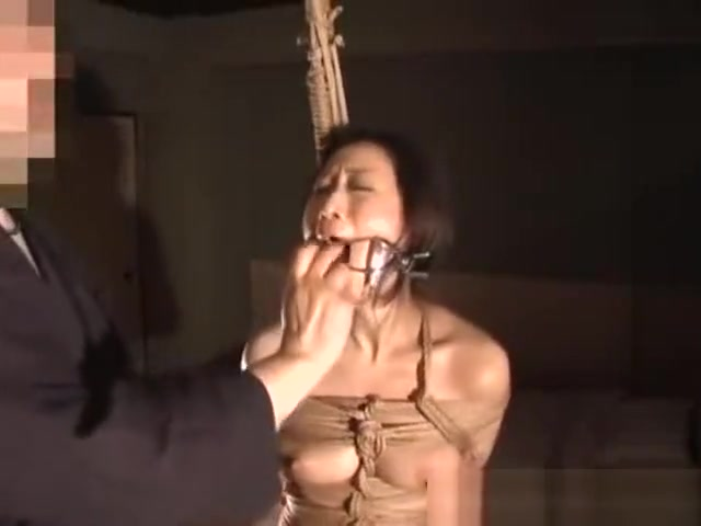Japanese Son Cums Moms Mouth
