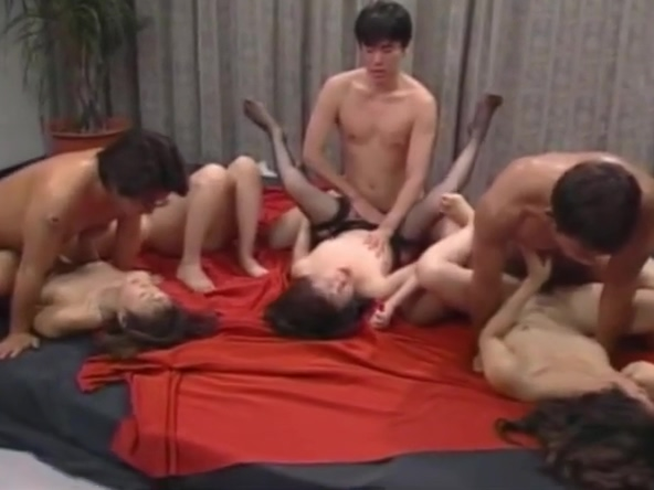 Japanese Orgy Uncensored Hd