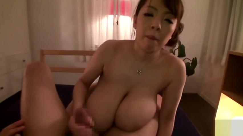 Spicy buxomy Japanese mom Hitomi Tanaka in mad hardcore scene