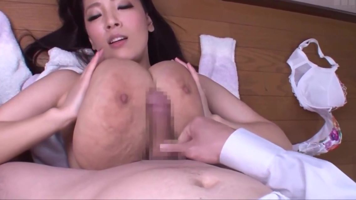Hitomi Tanaka huge boobs fucked and oiled