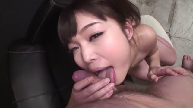 Amazing Japanese girl Megumi Shino in Hottest JAV uncensored Blowjob clip